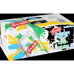 Photo of Frantelle Sparkling Water Lime & Lemon 10 X 375ml Pack