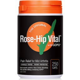 Photo of Rose-Hip Vital Capsules With Gopo