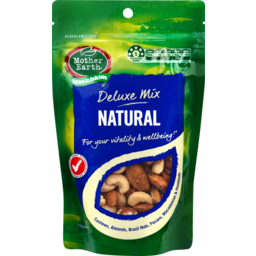 Photo of Mother Earth Natural Deluxe Mix 150g