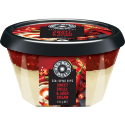 Photo of Red Rock Deli Sweet Chilli & Sour Cream Dip 150g