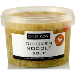 Photo of Darikay Chicken Noodle Soup 550g
