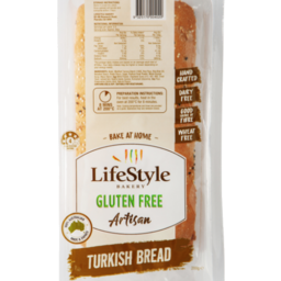 Photo of Life Style Turkish Bread Gluten Free 200gm