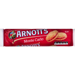 Photo of Arnotts Arnott's Biscuits Monte Carlo 250g