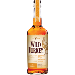 Photo of Wild Turkey Original Bourbon