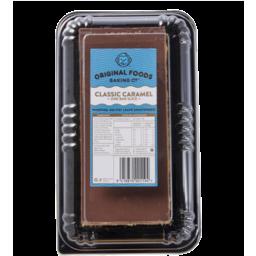 Photo of Original Foods Classic Caramel One Bar Slice