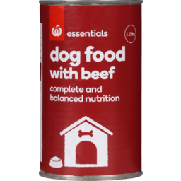 Photo of Homebrand Dry Dog Food Beef 1.15kg
