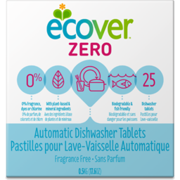 Photo of Ecover - Dishwasher Tablets Zero