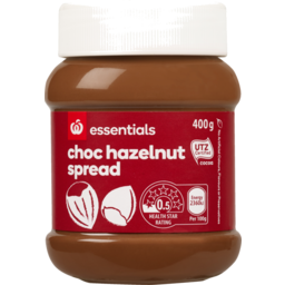 Photo of Homebrand Spread Hazelnut Chocolate 400g