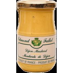 Photo of Ed. Fallot Dijon Mustard 210g