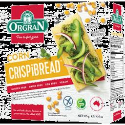 Photo of Orgran Corn Crispbread