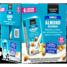 Photo of Member's Selection Almond Milk Vanilla