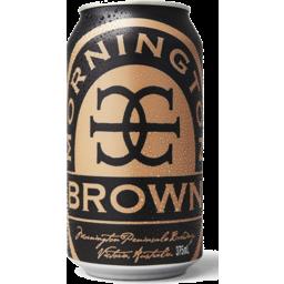 Photo of Mornington Peninsula Brewery Brown Ale Can 375ml