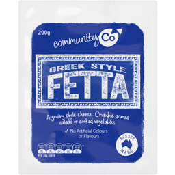Photo of Community Co. Greek Style Feta 200g