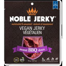 Photo of Noble Jerky Jerky Sweet BBQ 70g