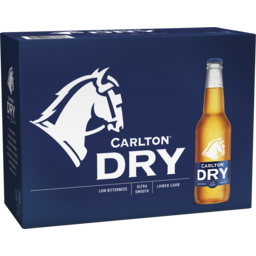 Photo of Carlton Dry Stubbies