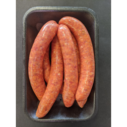 Photo of Sausages - Beef (Packet of 6)  - Bayside Meats