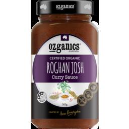 Photo of Ozganics Curry Sauce Roghan Josh 500g
