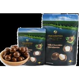 Photo of Happy Nuts Macadamia Milk Choc