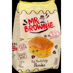Photo of Mr Brownie Blondies With Belgian Chocolate 200g