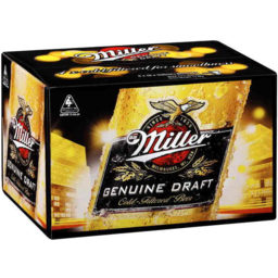 Photo of Miller Genuine Draft Bottle