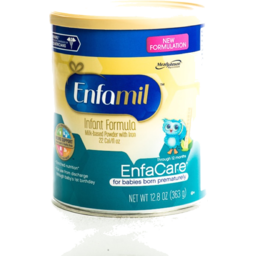 Photo of Enfamil Infant Formula Milk-Based Powder With Iron Enfacare