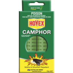 Photo of Hovex Camph Capsule Twin 18gm