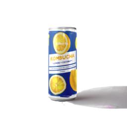Photo of Liberty Kombucha Lemon Coconut 330ml