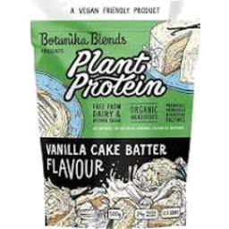 Photo of Botanika Blends Vanilla Cake Batter 500g