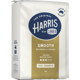Photo of Harris Smooth Ground Coffee 1kg