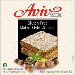 Photo of Aviv Gluten Free Matza 300g