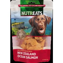 Photo of Nutreats NZ Ocean Salmon Dog Treats 50g
