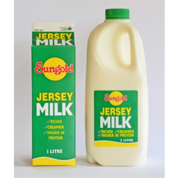 Photo of Sungold Milk Jersey 1l