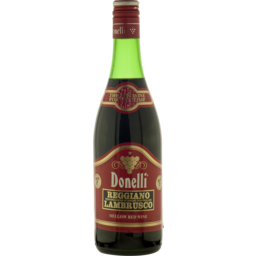 Photo of Donelli Lambrusco Red