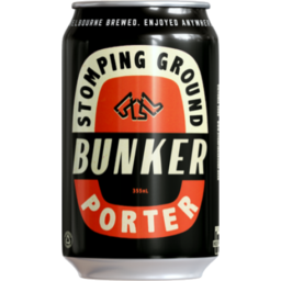 Photo of Stomping Bunker Porter