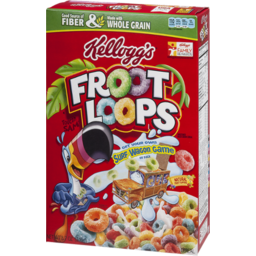 Photo of Kellogg's Froot Loops Cereal