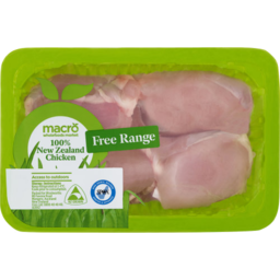Photo of Macro Free Range Boneless Thigh Fillets