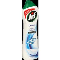 Photo of Jif Cream Cleanser Regular 500ml