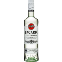 Photo of Bacardi Carta Blanca Rum
