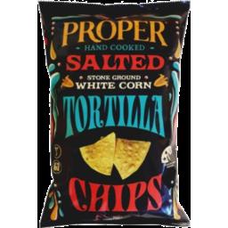 Photo of Proper Tortilla Chips Sea Salt 170g