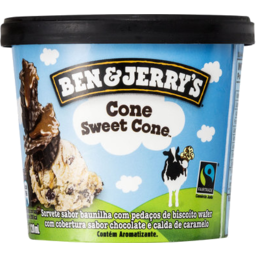 Photo of Ben & Jerrys Cone Sweet Cone 120ml