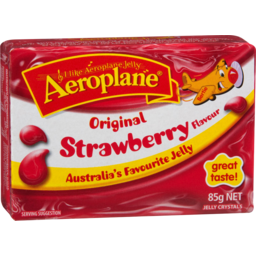 Photo of Aeroplane Jelly Strawberry 85gm