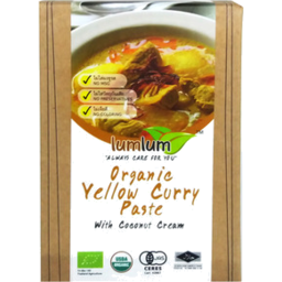 Photo of Lumlum - Yellow Curry Paste - 100g
