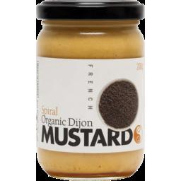 Photo of Spiral Foods Organic Dijon Mustard