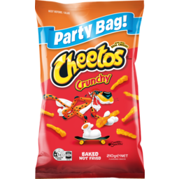 Photo of Cheetos Crunchy Cheese 210g