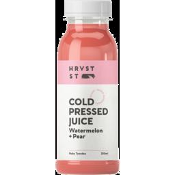 Photo of Hrvst Juice- Watrmelon & Pear 1l