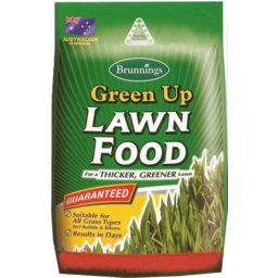 Photo of Brunnings Green Up Lawn Food (2.5kg)
