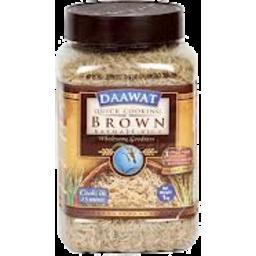 Photo of Daawat Brown Rice 5kg - Jar