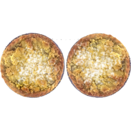 Photo of Apple Crumble Tarts 2 Pack 240g