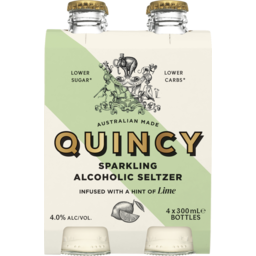 Photo of Quincy Lime Bottles
