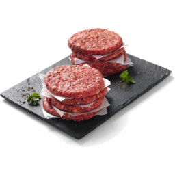 Photo of Hamburgers Plain per kg